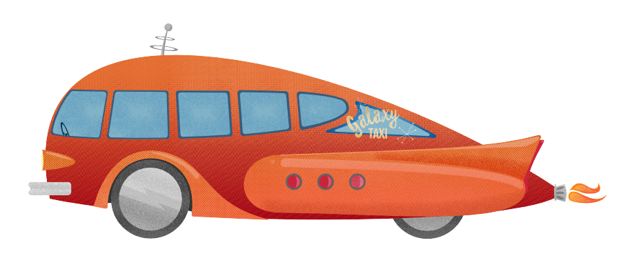 Vector bus for Affinity Designer