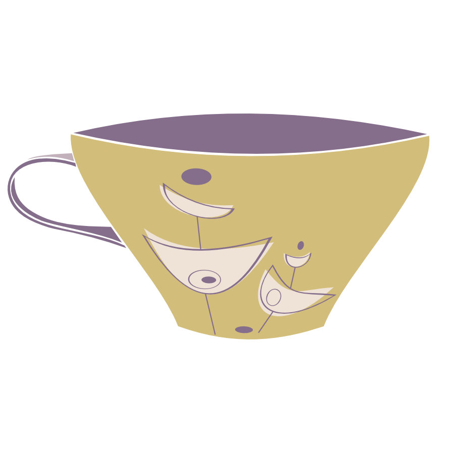 Coffee Time Affinity Vector Cup 3