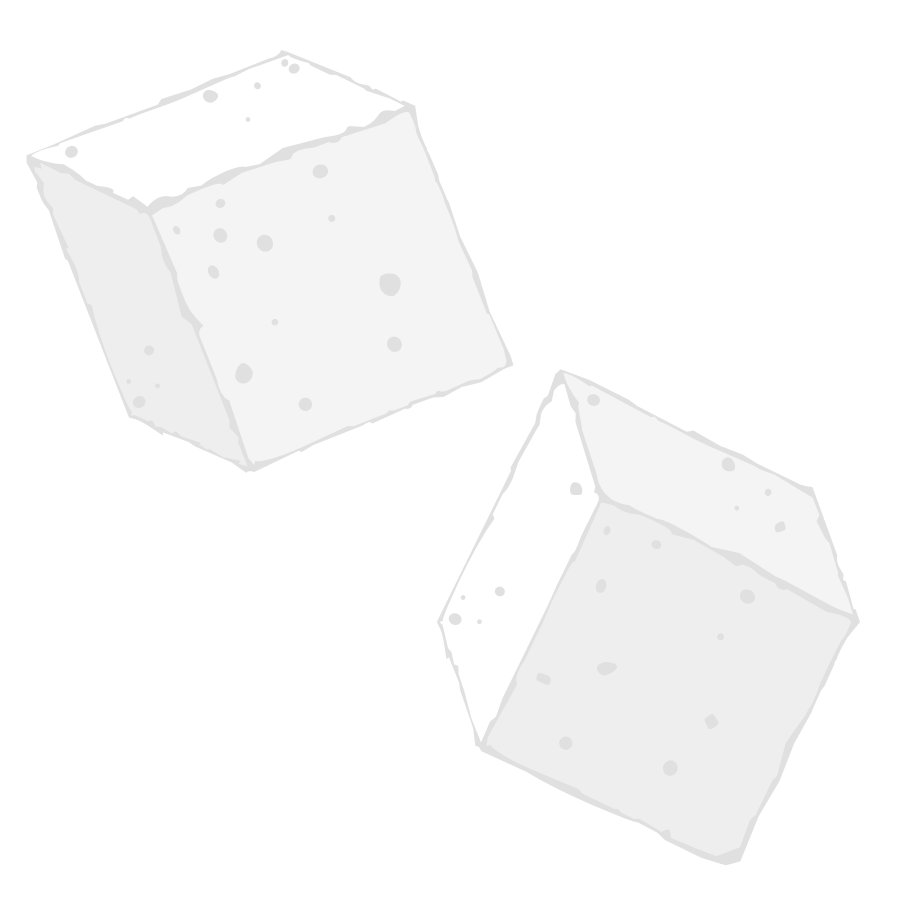 Affinity Vector Sugar Cubes
